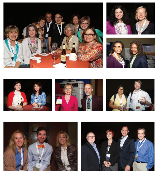 Photographs from the 2014 Annual Meeting 1